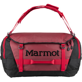 Marmot Long Hauler Duffel Bag Large, brick/black